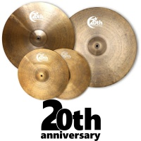 "Bosphorus 20th Anniversary 15"" HiHat"